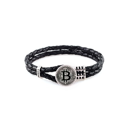 Bitcoin bracelet