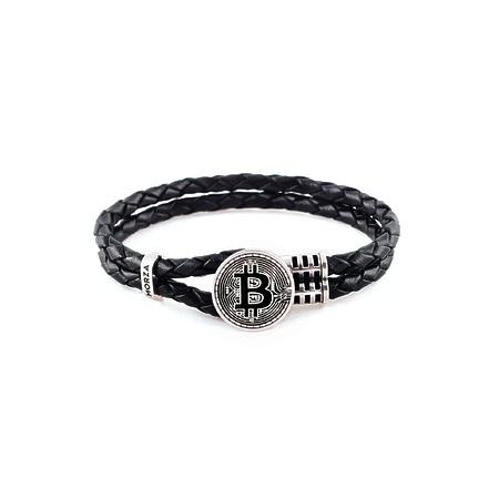 Bitcoin bracelet +10 USD in BTC