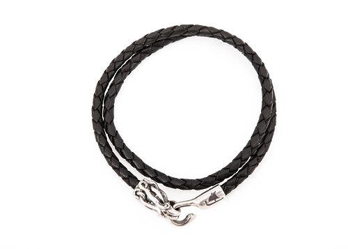 Silver bracelet Kraken