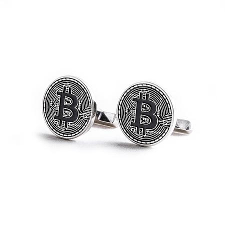 Bitcoin запонки