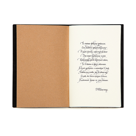 "Notebook ""Shakespeare"""